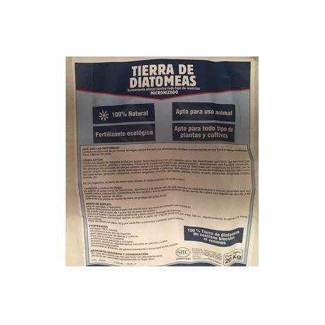 TIERRAS DIATOMEAS